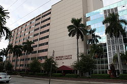 Ft. Lauderdale, FL, Courthouse, Broward County, 11-21-2010 (10).JPG
