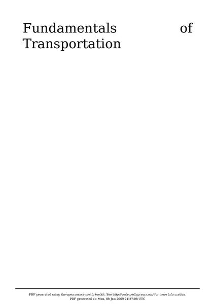 File:Fundamentals of Transportation.pdf