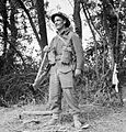 Fusilier Tom Payne from 11 Platoon, 'B' Company, 6th Battalion, Royal Welsh Fusiliers, Normandy, 12 August 1944. B9005.jpg