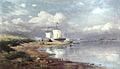 Fyodor Vasilyev Landscape with barges Donetsk.jpg