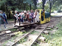 Gödöllő Narrow Gauge Railway 07.jpg