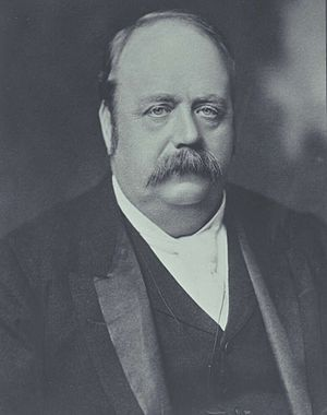 George Reid - Reid at the 1898 National Australasian Convention.