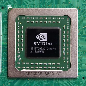 GeForce 6 series - NVIDIA NV40 GPU