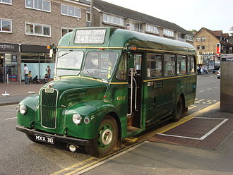 Guy Motors - 1953 Guy GS bus built for London Transport