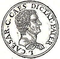 Image illustrative de l'article Caius Julius Caesar (préteur)