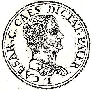 Gaius Julius Caesar (proconsul) Roman senator, proconsul of Asia province