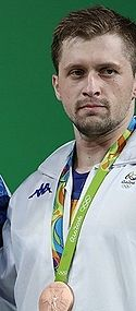 Gabriel Sîncrăian at the 2016 Summer Olympics (15) (cropped).jpg