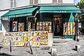 Galerie Butte Montmartre, 1 Rue des Saules, 75018 Paris, August 2013.jpg