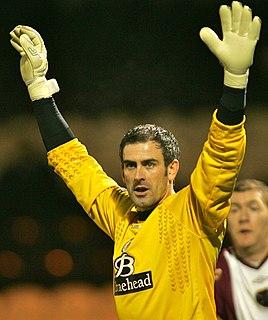Paul Gallacher Scottish footballer
