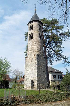 Schänis - Gallus Tower (Gallusturm)