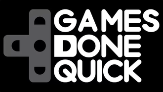 Twitch.tv - Image: Games Done Quick logo