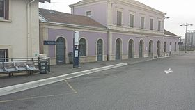 Image illustrative de l'article Gare de Frouard