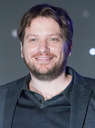 Gareth Edwards (director) - Edwards at the Rogue One premiere in 2016