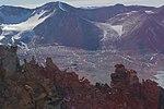 Gargoyle Ridge in the McMurdo Dry Valleys in Antarctica (30877661786).jpg