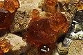 Garnet, feldspar, quartz.jpg