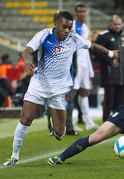 Garry Rodrigues 2013 Catalonia.jpg
