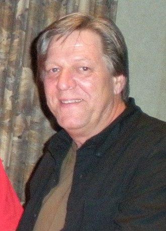 Gary Reed (comics) - Gary Reed in 2009