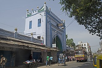Garden Reach - Gate of Sibtainbad Imambara, Metiabruz, Kolkata