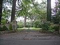 Gates at entrance to Elswick Manor - geograph.org.uk - 1464918.jpg