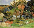 Gauguin 1888 L'Automne à Pont-Aven.jpg
