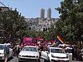 Gay Pride in Haifa 2014 - Haneviim st (11).JPG