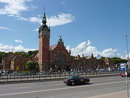 Gdańsk Główny railway station