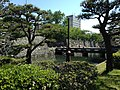 Gejobashi Bridge and Moat of Tokushima Castle.jpg