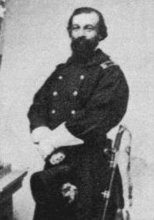 Joseph Pope Balch - 1861 photograph of Joseph Pope Balch