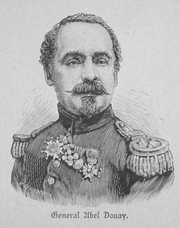 Abel Douay French general