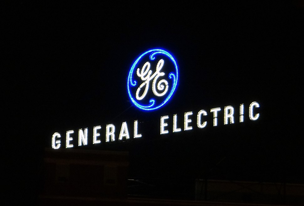 General Electric Sign, Fort Wayne, Indiana