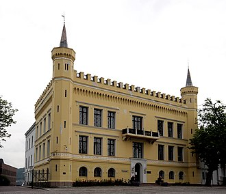 Johan Henrik Nebelong - Image: General Glads gaard Akershus