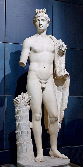 Genius (mythology) - Genius of Domitian