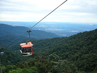 Genting Highlands - Genting Skyway
