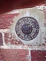 Geodetic Marker K 270, Old Post Office, Baxley.jpg