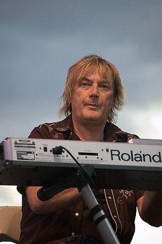 Geoff Downes - Downes performing in 2006