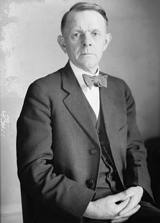 George Huddleston - Huddleston in 1921