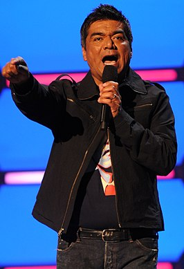 George Lopez in 2009.