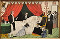 George Washington on His Deathbed, by John Meister, 19th century - Mount Holyoke College Art Museum - DSC04625.JPG