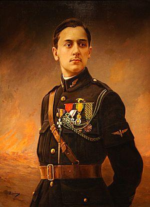 Georges Guynemer - G. Guynemer by Lucien, Musée national de la Légion d'Honneur et des Ordres de Chevalerie