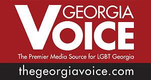 The Georgia Voice - Image: Georgia Voice LOGO 750x 400 WEB
