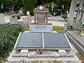 Georgikon Memorial Place in Saint Nicholas Cemetery, Keszthely, 2016 Hungary.jpg