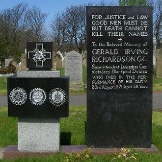 Layton cemetery - Image: Gerald Richardson