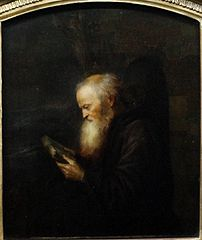 A Hermit Reading