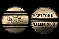 Gettone per cabina telefonica italiana.jpg