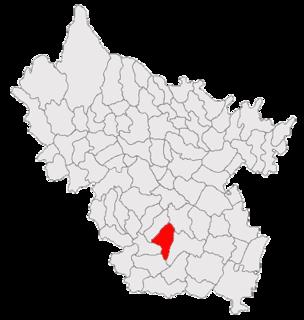 Gherăseni Commune in Buzău, Romania