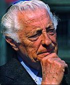 Gianni Agnelli portrait