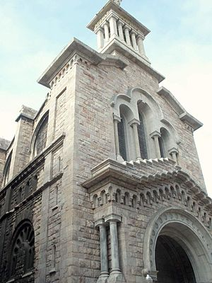 Gijon - Basilica del Sagrado Corazon de Jesus 01