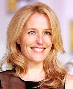 Gillian Anderson a 2013-as San Diego Comic Con-on