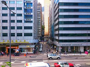 Gilman Street near China Insurance Group Building.jpg