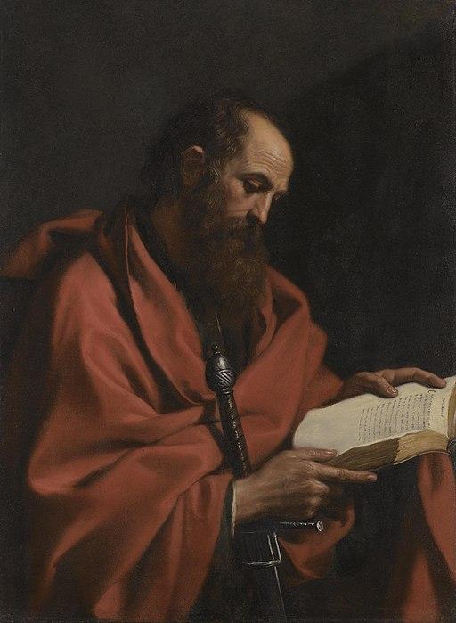 Giovanni Francesco Barbieri - Saint Paul